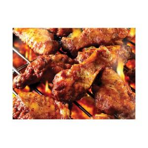 Chicken  Charcol