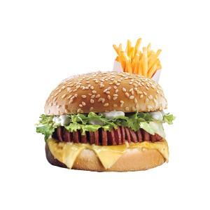 Hotdog Burger