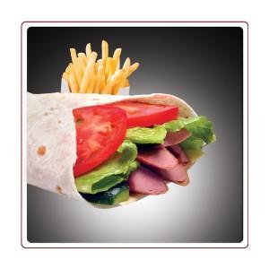 Hotdog Wrap